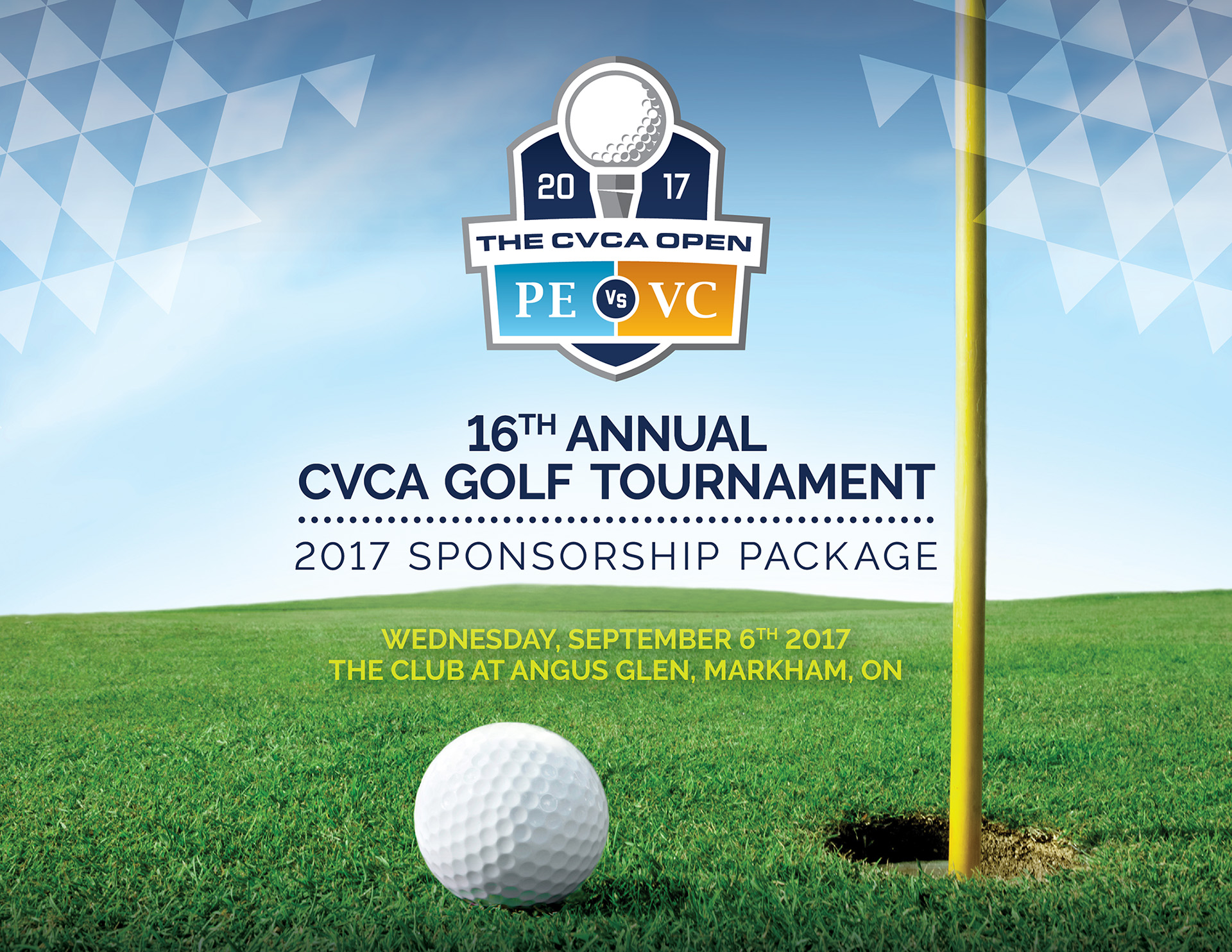 Studio141 inc portfolio CVCA event promos golf