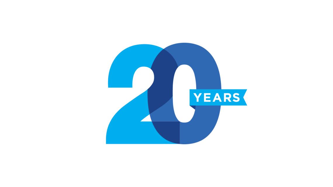 Studio141 inc portfolio Ontario College of Teachers 20 years logo