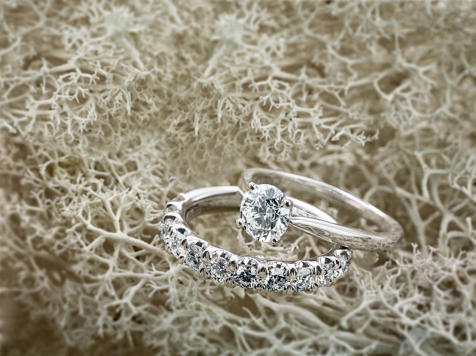 Studio141 inc portfolio styling diamond rings