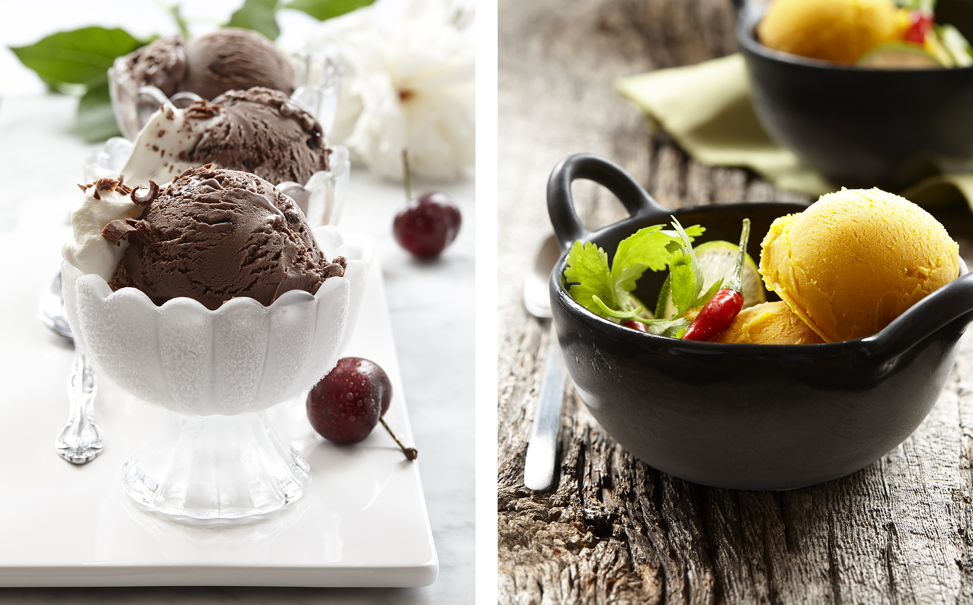 Studio141 inc portfolio styling creative ice cream