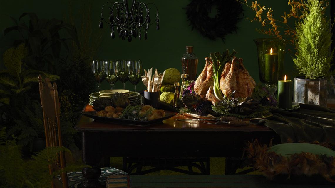 Studio141 inc portfolio styling creative turkey dinner