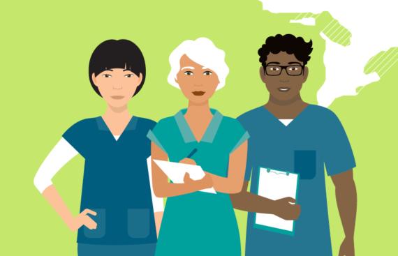 College of Nurses of Ontario nursing annual report 2017