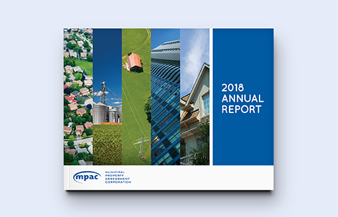 Municipal Property Assessment Corporation annual report 2018
